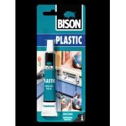 Лепило за пластмаса - Bison Plastic, тубичка 25ml