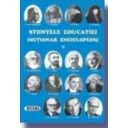 Stiintele educatiei dictionar enciclopedic vol. I