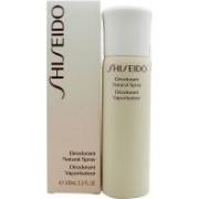 Shiseido Deodorant Natural Vaporizador 100ml