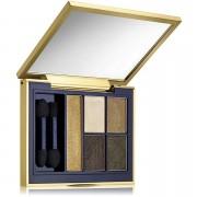 Estee Lauder Sombra de ojos Pure Color Envy Sculpting Eyeshadow, paleta de 5 colores, 7 g, en Fierce Safari de