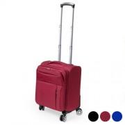 Bőrönd Laptophoz 145238 Szín Piros