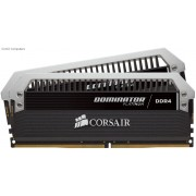 Corsair Dominator Platinum 16Gb(8Gb x 2) DDR4-3200 (pc4-25600) CL14 1.35v Desktop Memory Module