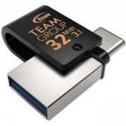 Флаш памет USB 32GB USB3 M181 BLACK TEAM