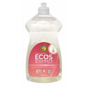 Solutie eco Earth Friendly Products cu grapefruit pt vase/biberoane, 750ml
