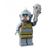 LEGO Minifigur serie 13 Kvinnlig Cyclops