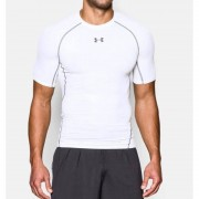 Under Armour HeatGear Armour Compression SS-White