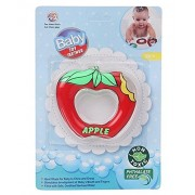 Ratna's baby toy teether for infants (apple)