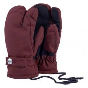 Didriksons Palm Gloves Junior, 6, Old Rust
