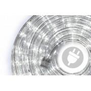 LED fénykábel 20 m - hideg fehér, 480 dióda