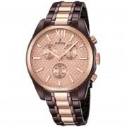Reloj F16858/1 Dorado Festina Hombre Boyfriend Collection Festina