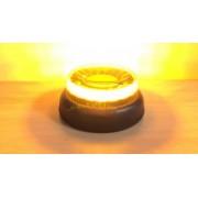 Girofar cu LED, 12-24V, cu magnet FT-100 DF Led Mag M30 Fristom