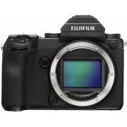 Fujifilm X GFX-50s MILC Body 51.4MP 8256 x 6192Pixels Zwart