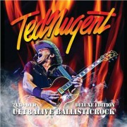 Video Delta Nugent,Ted - Ultralive Ballisticrock (2cd/Dvd Deluxe Edition) - CD