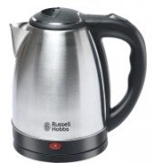 RUSSELL HOBBS DOME1818 Electric Kettle(1.8 L, Silver, Black)