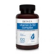 VITAMIN B-50 COMPLEX 50mg 100 Vegetarian Capsules