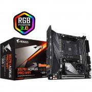 Gigabyte X570 I AORUS PRO WIFI matična ploča Baza AMD AM4 Faktor oblika ATX Set čipova matične ploče AMD® X570