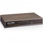 ТП Линк /TP-LINK/ суич 8 порт 10/100 PoE SF 1008P
