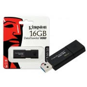 Pen USB Kingston 16Gb Data Traveler 100 G3