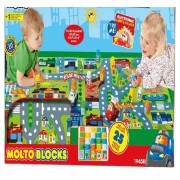 Blocks Cars con Tapiz - Molto