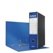 Esselte Registratore Oxford Modello Protocollo Dorso 8,0 Cm Colore Blu