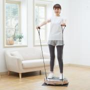 振動マシンバランスウェーブミニ【QVC】40代・50代レディースファッション