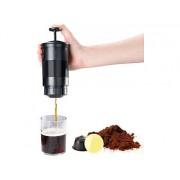 Manuelle Kaffee- und Espressomaschine mit Kaffeekapsel-Adapter, 16 bar | Espressomaschine