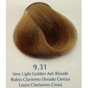 9.31 - blond cenusiu foarte deschis