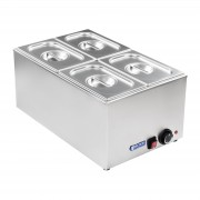Bain-marie - GN container - 1/4