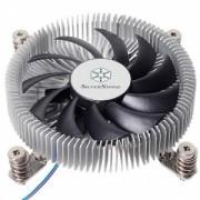 Cooler Procesor Silverstone Nitrogon CPU cooler SST-NT07-115X 80mm PWM, Low Profile, Intel