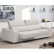 HOME Sofá de piel Siro de Losbu