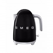 SMEG elektrisk vattenkokare 1.7 l. svart