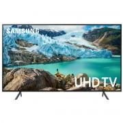 Televizor LED Samsung 43RU7102, 108 cm, 4K Ultra HD, PQI 1400, Dolby Digital Plus (20W), Procesor Quad-core, Smart TV, Wi-Fi, Bluetooth de energie scazuta, CI+, Clasa energetica A, Negru