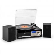 Majestic / Audiola TT38 sistem stereo LP CD USB SD MMC (TT-38-CD/TPBK)