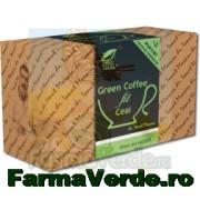 Green Coffee Fit Ceai Cafea Verde 20 plicuri ProNatura Medica