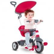 Детска триколка 3 в 1 smarTrike - Fisher Price, червена, 011091