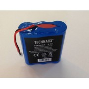 Technaxx Replaceable Li-Battery 7800mAh for the emitter TX-75