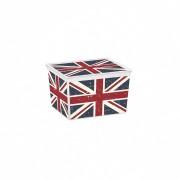 Cutie depozitare, 27 litri, C Box Cube, Union Jack