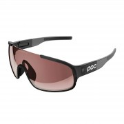 POC Crave Sunglasses - Uranium Black/Translucent Grey