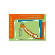 Verlag an der Ruhr Auf dem Spielplatz, Sprachförderung mit Bildkarten