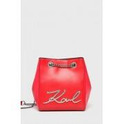 Karl Lagerfeld - Кожена чанта