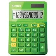 Canon LS-123MGR 12-Digit Desktop Calculator - Metallic Green