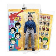 The Monkees 8 inch Action Figures: Blue Band Outfit: Davy Jones by Figures Toy Company
