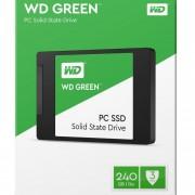 Disco Estado Solido Wd 240gb Ssd Green 2.5 Sata 3