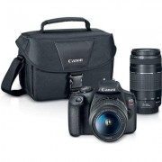 Canon EOS Rebel T7 Two Lens Package