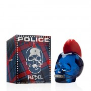 Police To Be Rebel Eau de Toilette for Man 125 ML