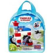 Set Jucarii Mega Bloks Thomas And Harold Rescue