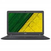 """NB Acer Aspire ES1-732-P77T, crna, Intel Pentium N4200 11GHz 1.1GHz, 256GB SSD, 4GB, 17.3"""" 1600x900 TN, Intel HD Graphic, 24mj, (NX.GH4EX.016)"""