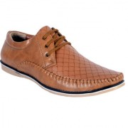 Shoebook Mens Tan Loafers