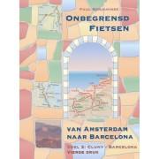 Fietsgids Onbegrensd fietsen van Amsterdam naar Barcelona, deel 2 Cluny - Barcelona | Benjaminse