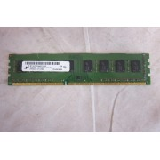 Memorie desktop 4 GB DDR3 Micron PC3-10600U Mt16jtf51264az-1g4h1